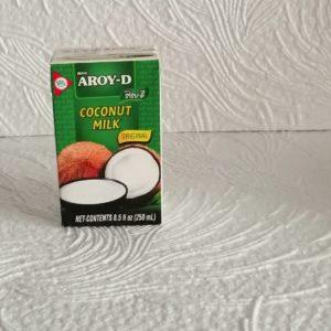 Кокосовое молоко Aroy-D (Эрой-Д), 250мл/500мл