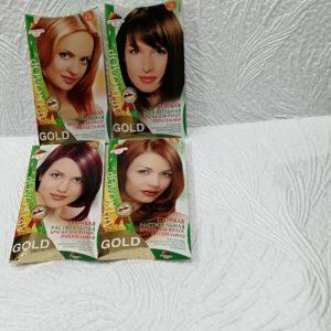 Стойкая растительная краска Артколор Gold (Голд), 25гр