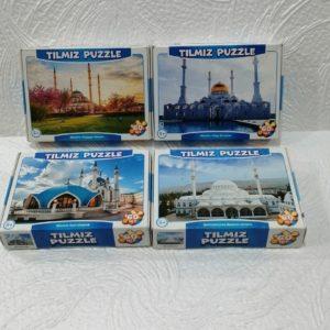Пазлы «Красивые мечети» в ассортименте, 60 элементов