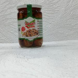Баклажаны фаршированные орехом Algota (Алгота), 660гр