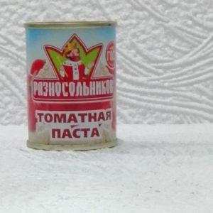 Томатная паста Разносольников, 140гр