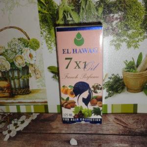 Масло 7 в 1 для волос El Hawag (Эль-Хавадж), 125мл