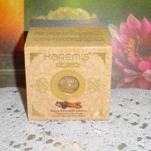 Мыло Harem's (Харемс) – с корицей и гвоздикой, 150гр