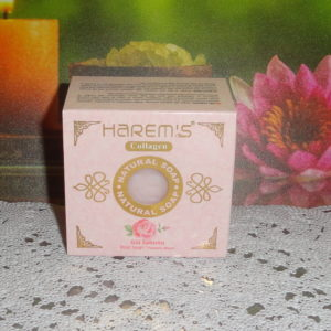Мыло Harem's (Харемс) – розовое мыло, 150гр