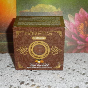 Мыло Harem's (Харемс) – с аргановым маслом, 150гр