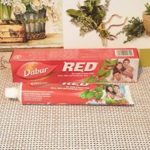 Зубная паста Dabur Red (Дабур Ред), 200гр