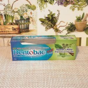 Зубная паста Dentobac AXN (Дентобак АКН) , 170гр, + зубная щетка