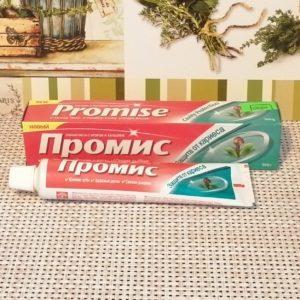 Зубная паста Promise (Промис), 100гр
