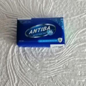 Мыло Antiba (Антиба), 80гр