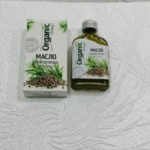 Конопляное масло Специалист, 100мл/250мл