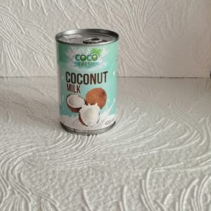Кокосовое молоко Fresh (Фреш), 400мл