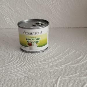 Кокосовые сливки Econutrena (Эконутрена), 200мл