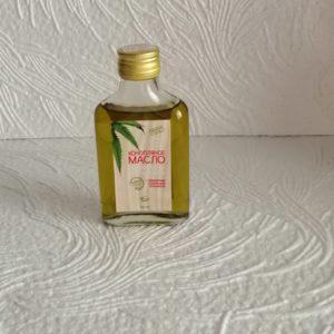 Масло конопляное сыродавленное холодного отжима, 100мл