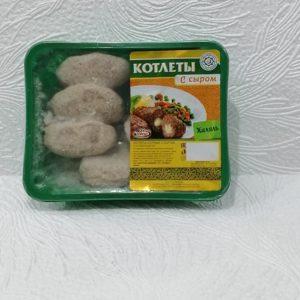 Котлеты Сочные с сыром
