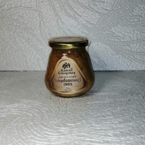 Мед таежный Оздоровительная смесь, 300гр
