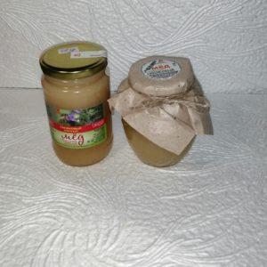 Мед синяковый, 0,5кг, стекло