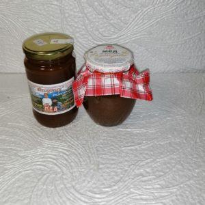 Мед Разнотравье, 0,5кг, стекло