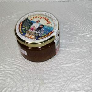Мед Разнотравье, 0,3кг, стекло