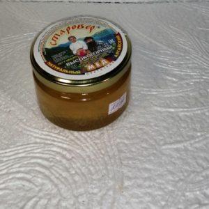 Мед Высокогорный, 0,3кг, стекло
