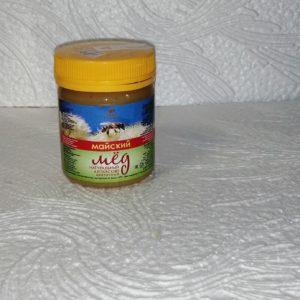 Мед майский (Луговой), 0,3кг