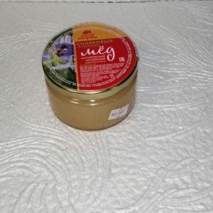 Мед синяковый, 0,3кг, стекло