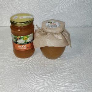 Мед дягилевый, 0,5кг, стекло