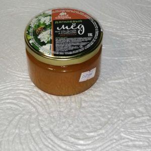 Мед дягилевый, 0,3кг, стекло