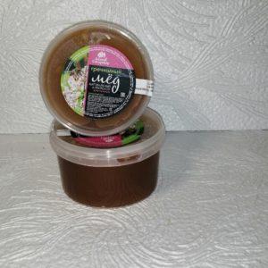 Мед гречишный, 0,5кг/0,9кг