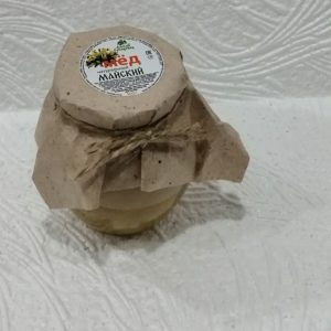 Мед майский (луговой), 0,5кг, стекло