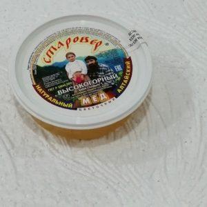 Мед Высокогорный, 0,15кг