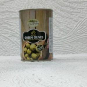 Оливки Olive valley (Олив Валлей) зеленые без косточки, 300мл