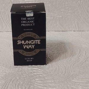 Мыло ручной работы Shungite way (шунгит), 75гр