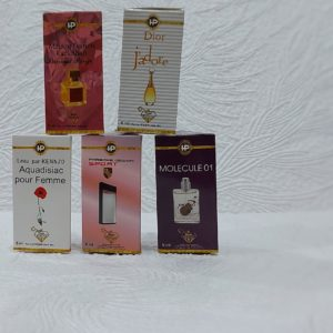Миск (духи) HP Hayat Perfume (Хайят Парфюм), 6мл, в ассортименте